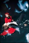 PTS cosplay: Shin and Ayane