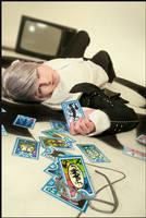 Persona 4 cosplay: MC by ShichiTen