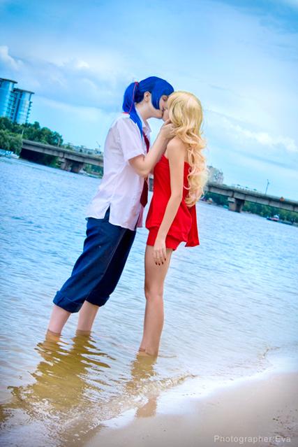Macross Frontier Kiss By ShichiTen