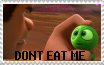 SourBill - Don't Eat Me Stamp~ by RP-CameronCandyton