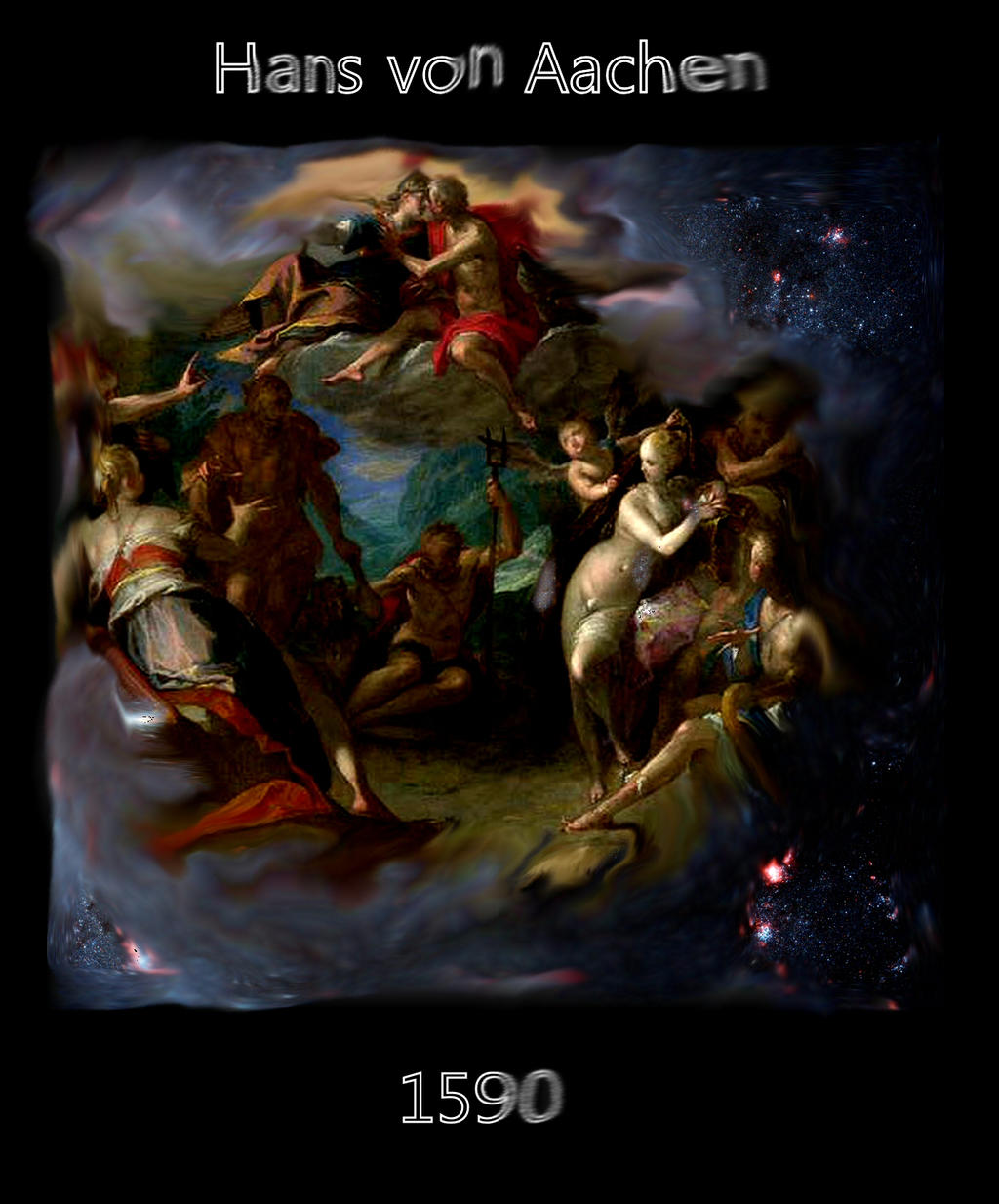 HUBBLE PROJECT Hans von Aachen by ChristopherMBove on DeviantArt