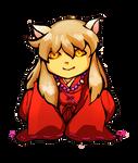 Inuyasha Chibi by LordColorpuke