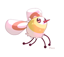 Cutiefly by Rellal