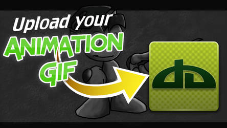How to Upload an Animation Gif to DeviantArt by IanMaiguaPictures