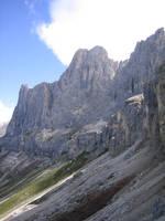 Mountain by Hrivalasse-stock