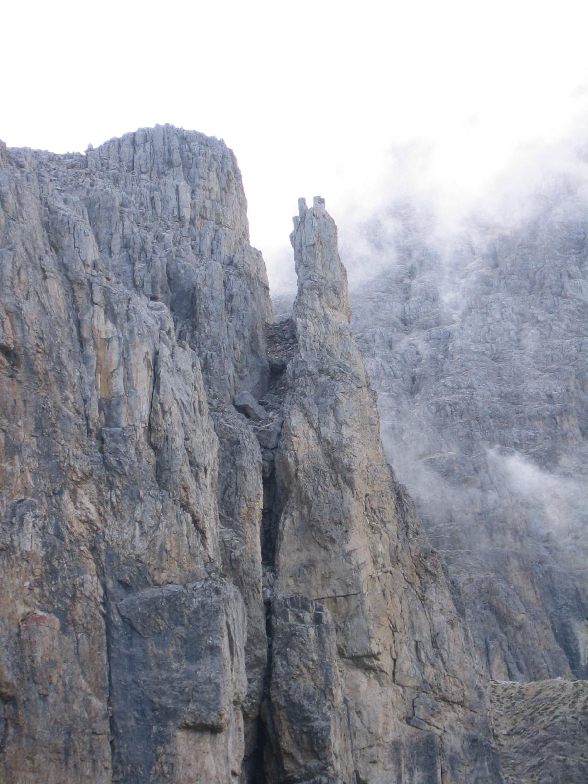 Rocks by Hrivalasse-stock