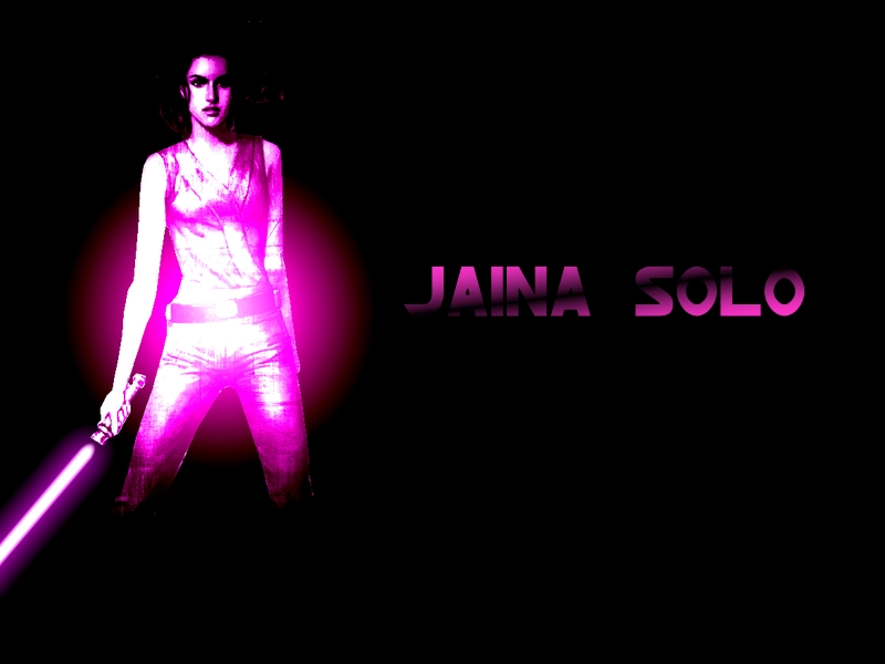 Jaina Solo by oliatoth