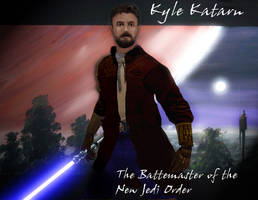 Kyle Katarn NJO by oliatoth