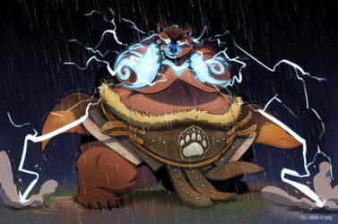 Roaring Thunder