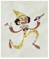 Clown Maudits