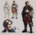 The ambigious Knight