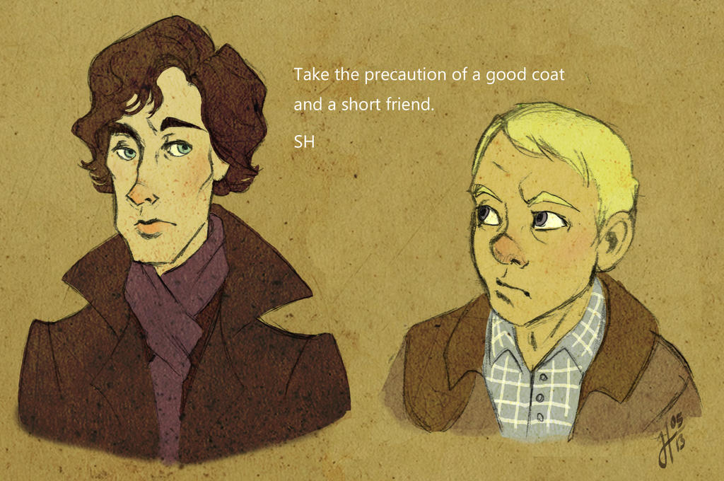 Sherlocked by JustaBlink