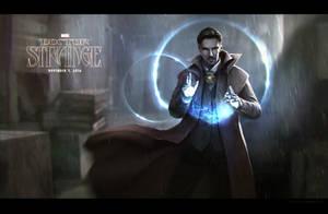 Doctor Strange by JustaBlink
