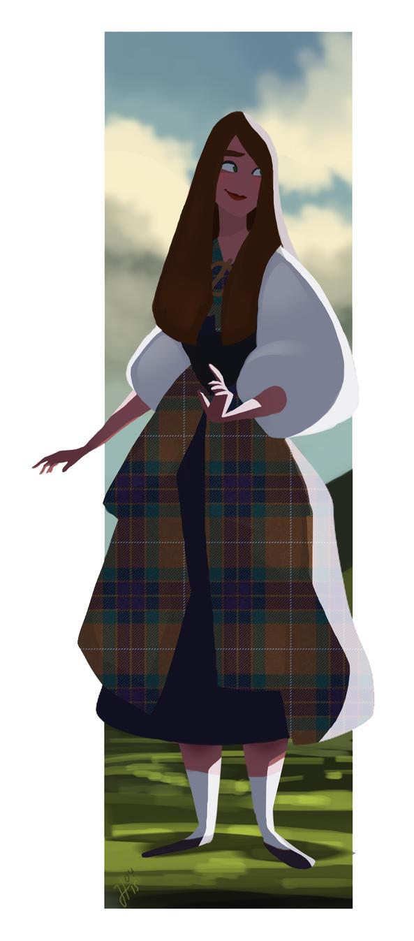 Scottish by JustaBlink
