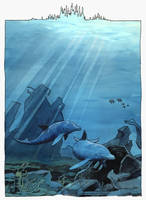 Stargate Atlantis fanart by astridv