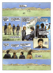 Stargate Atlantis comic pg1 by astridv