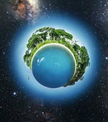Neil planet by muraviedo