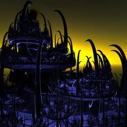 Dark City By The Yellow Sea