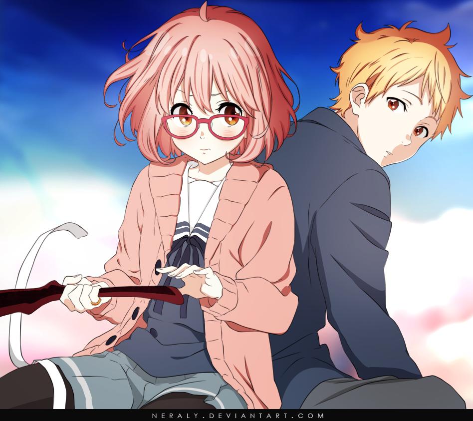 """Képtalálat a következőre: """"Kyoukai no Kanata"""""""