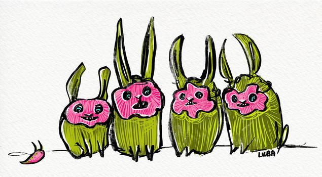 Pickle Buns