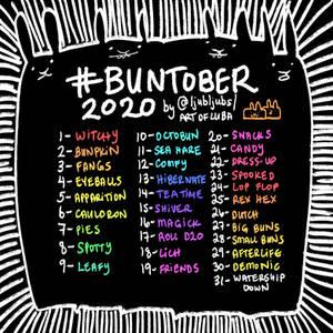 Buntober 2020 Prompt