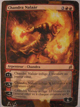Chandra 1.0 altered by Asepon
