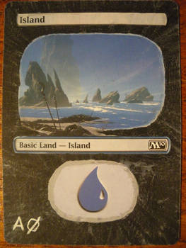 Island altered by Asepon