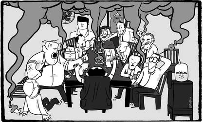 12 Angry Men by edorta