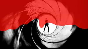 Daniel Craig - Classic James Bond Gunbarrel by DaltonL227