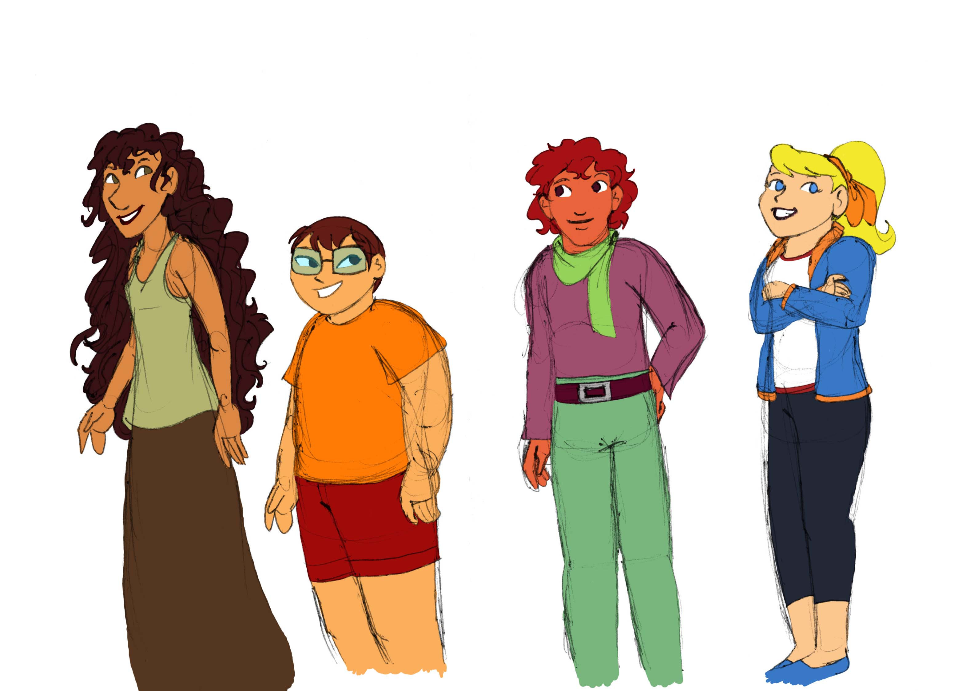 Another Scooby Doo Au By Brensey On Deviantart