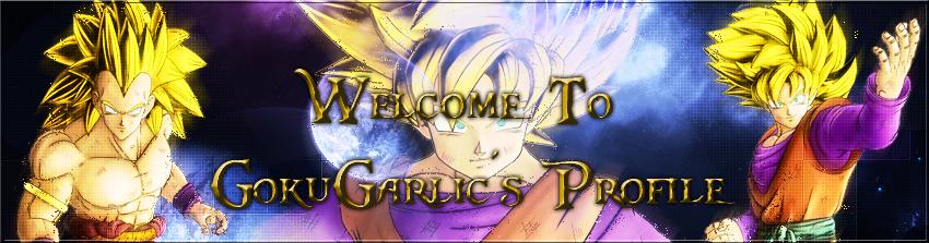 GokuGarlic's Profile Picture