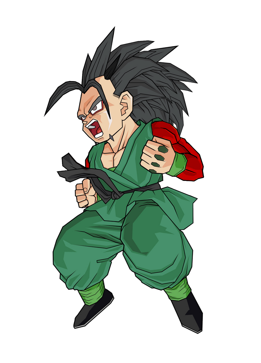 Xicor Ssj4 Xicor jr Ssj4 by