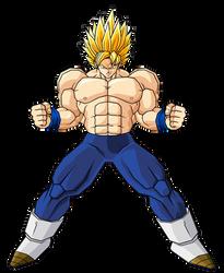 Goku Ultra Super Saiyan 2