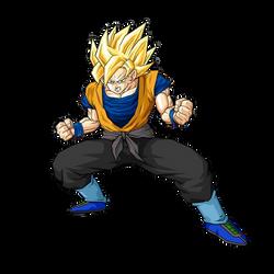 Goku New Outfit