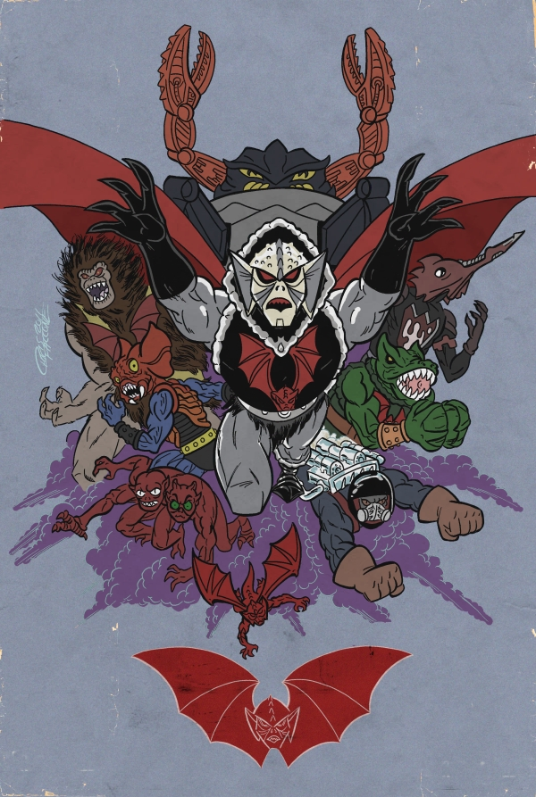 EVIL HORDE by ChrisFaccone