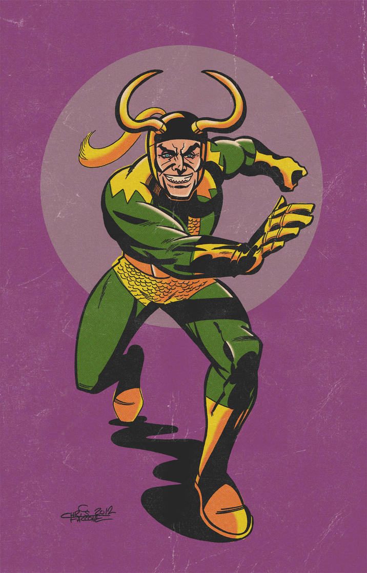 LOKI by ChrisFaccone