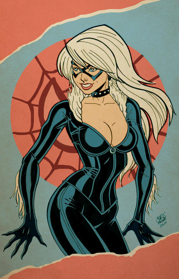 BLACK CAT by ChrisFaccone