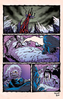 Savage Conquest page