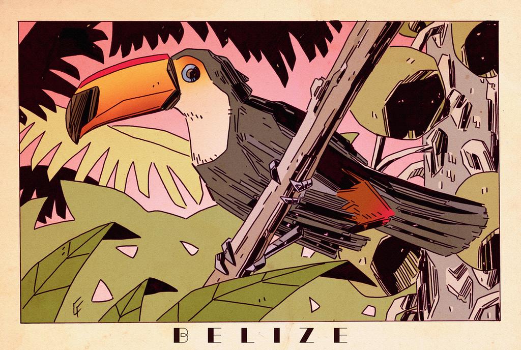 Belize by ChrisFaccone
