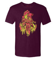 OFFICIAL MASTERS OF THE UNIVERSE SLIMEPIT TSHIRT