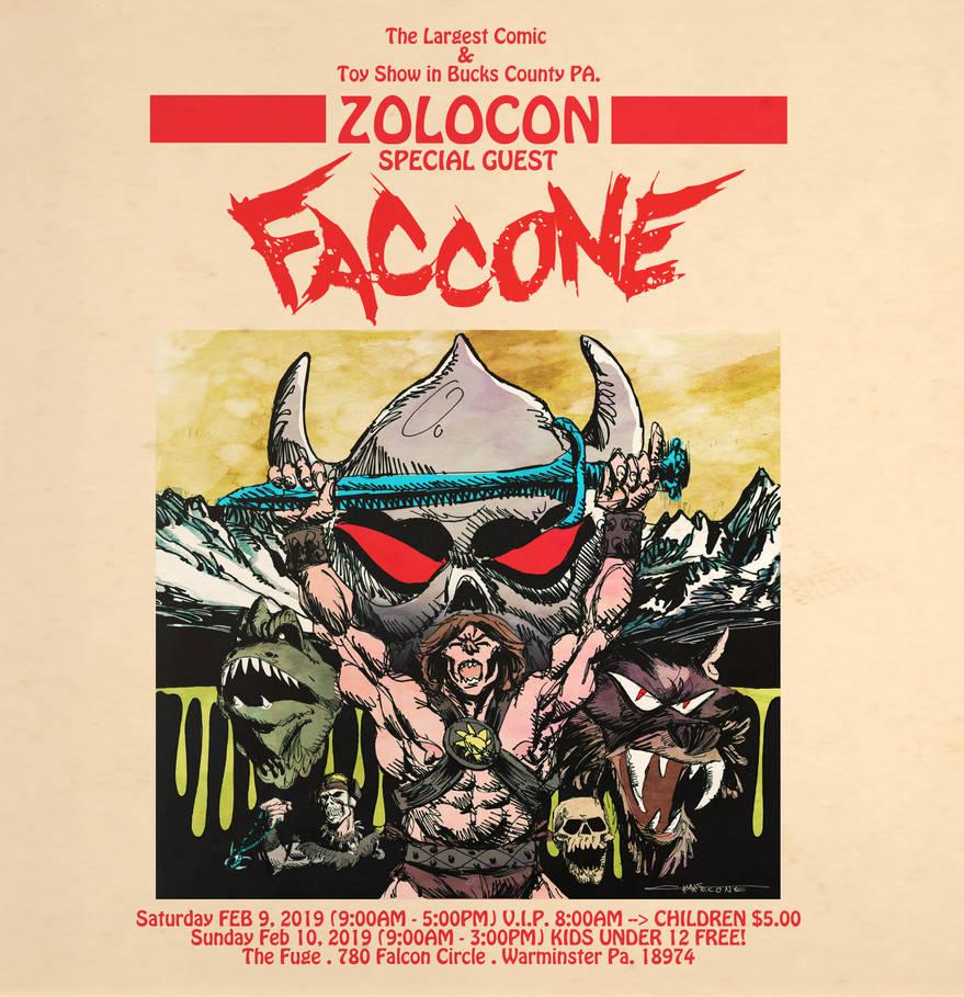 ZOLOCON 2019 by ChrisFaccone