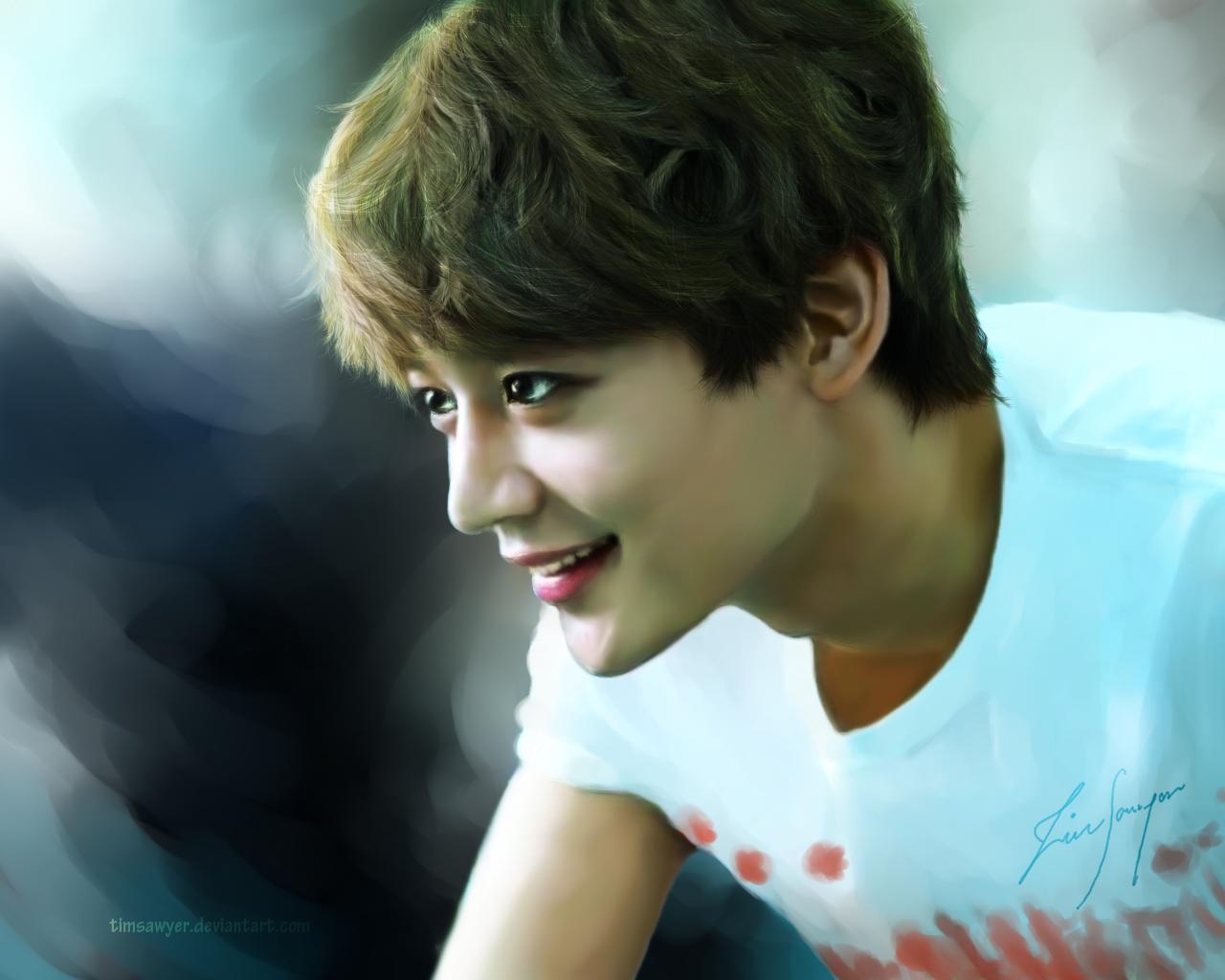 .: Shinee's Minho :. by TimSawyer on DeviantArt