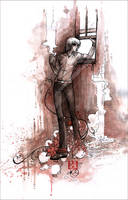 the hatchetman. by retromortis