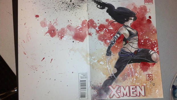 X-23 VARIANT COVER