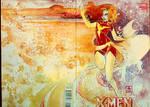 Dark Phoenix on XMEN#1