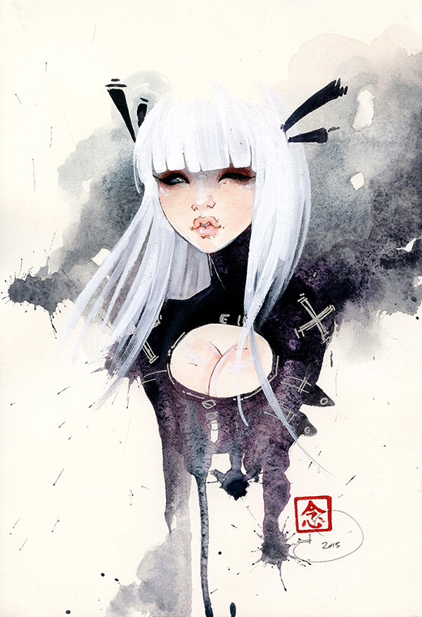 fuck work || magik by retromortis