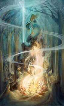Chosen Undead || Official Dark Souls Cover Art