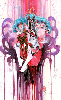 Lillith || Rei Ayanami