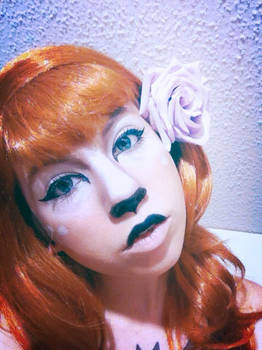 Halloween makeup day 6