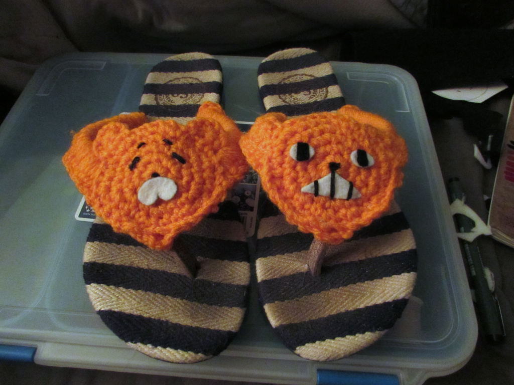 Umaru Shoes by grimm-doll